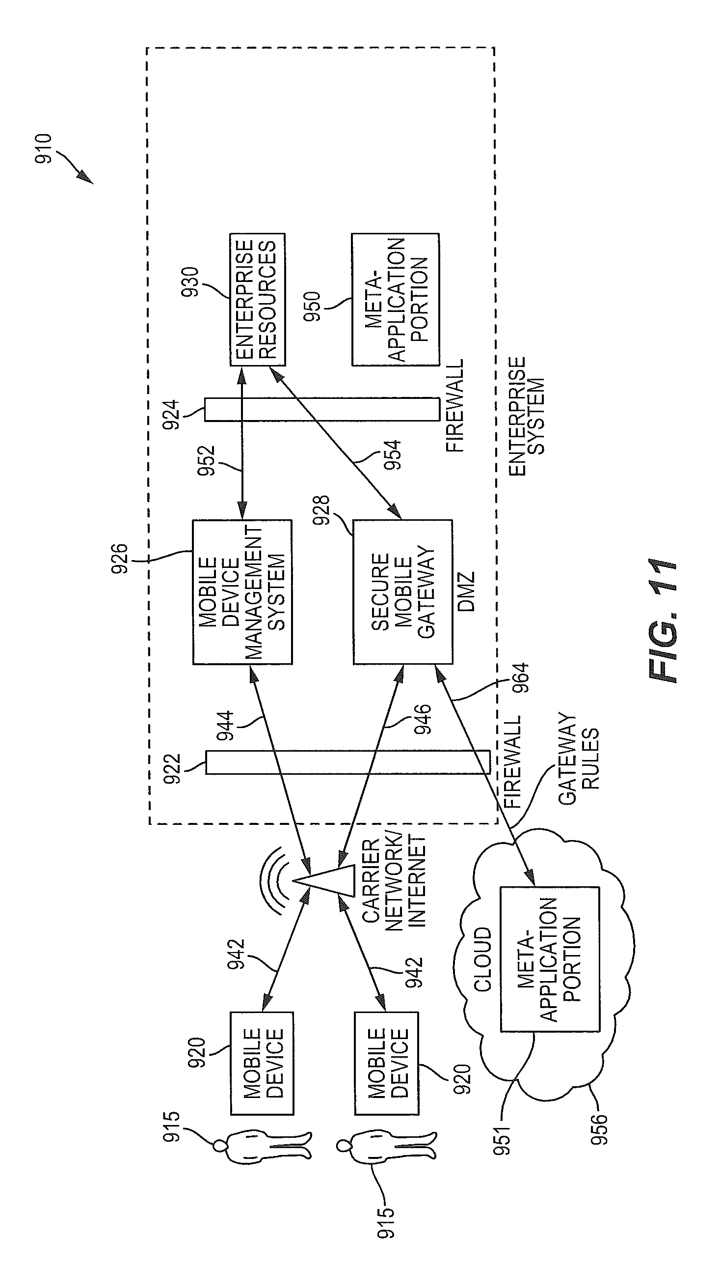 Patent US 9,521,147 B2 on