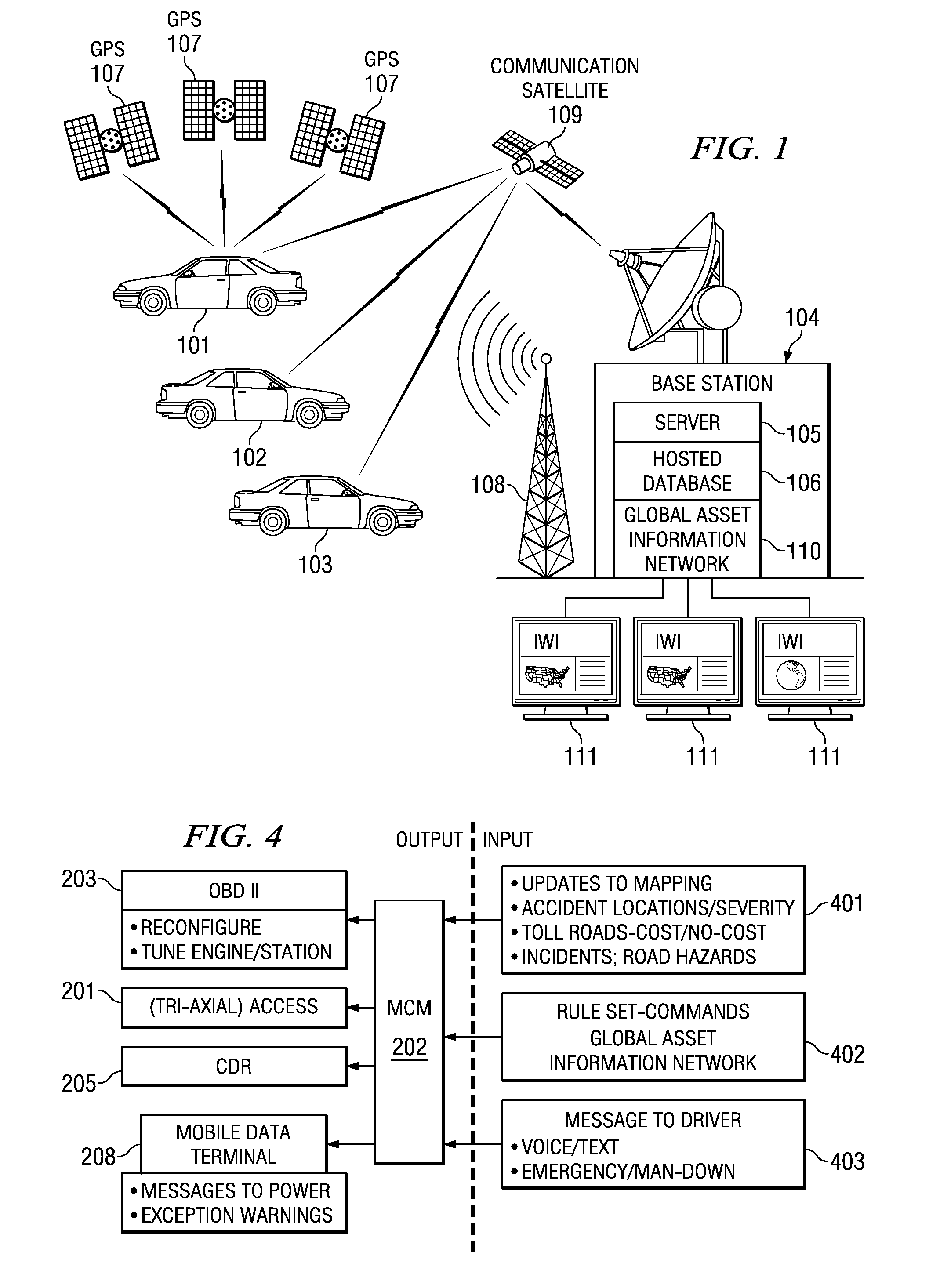 Patent US 9,847,021 B2 on