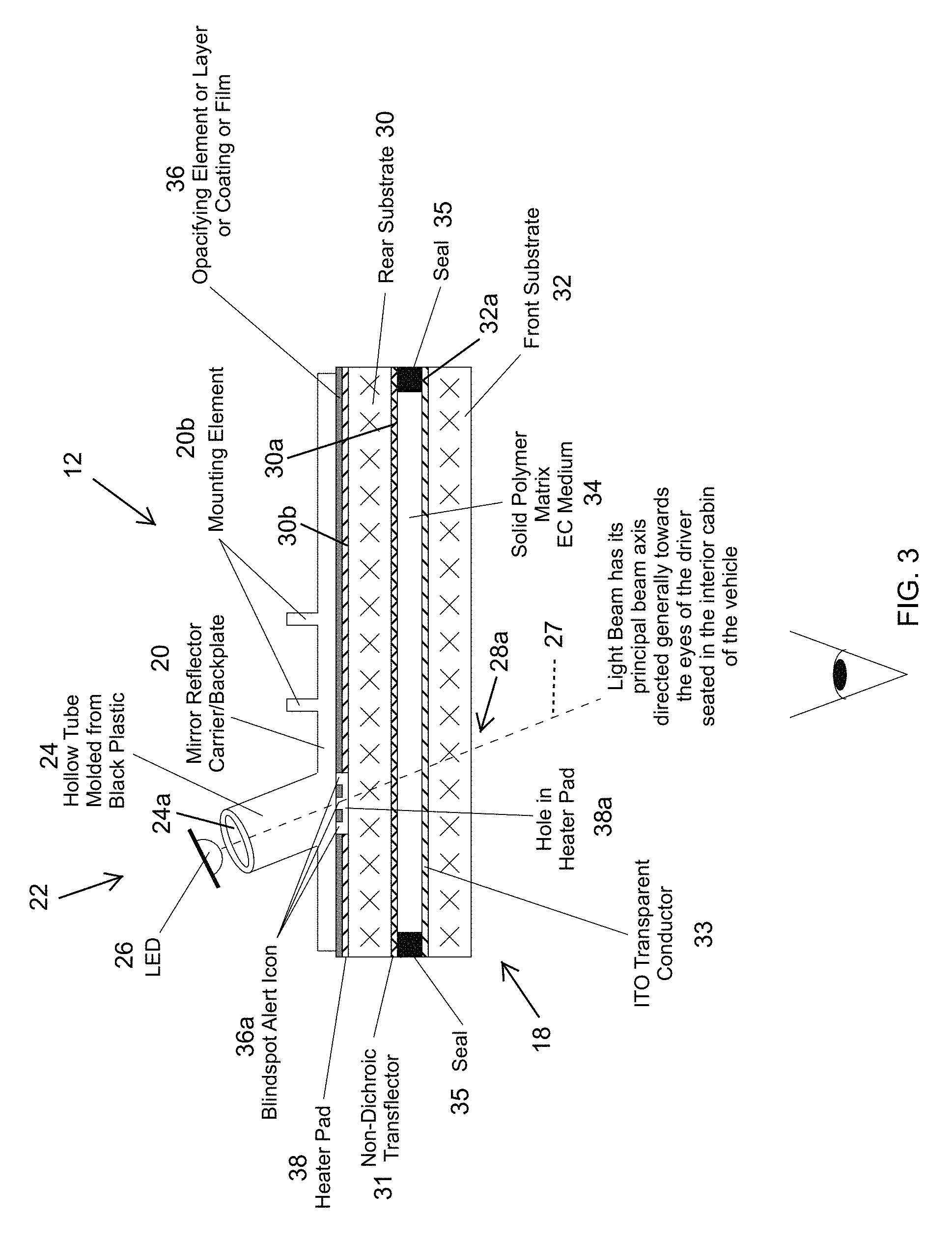 Patent US 9,758,102 B1 on