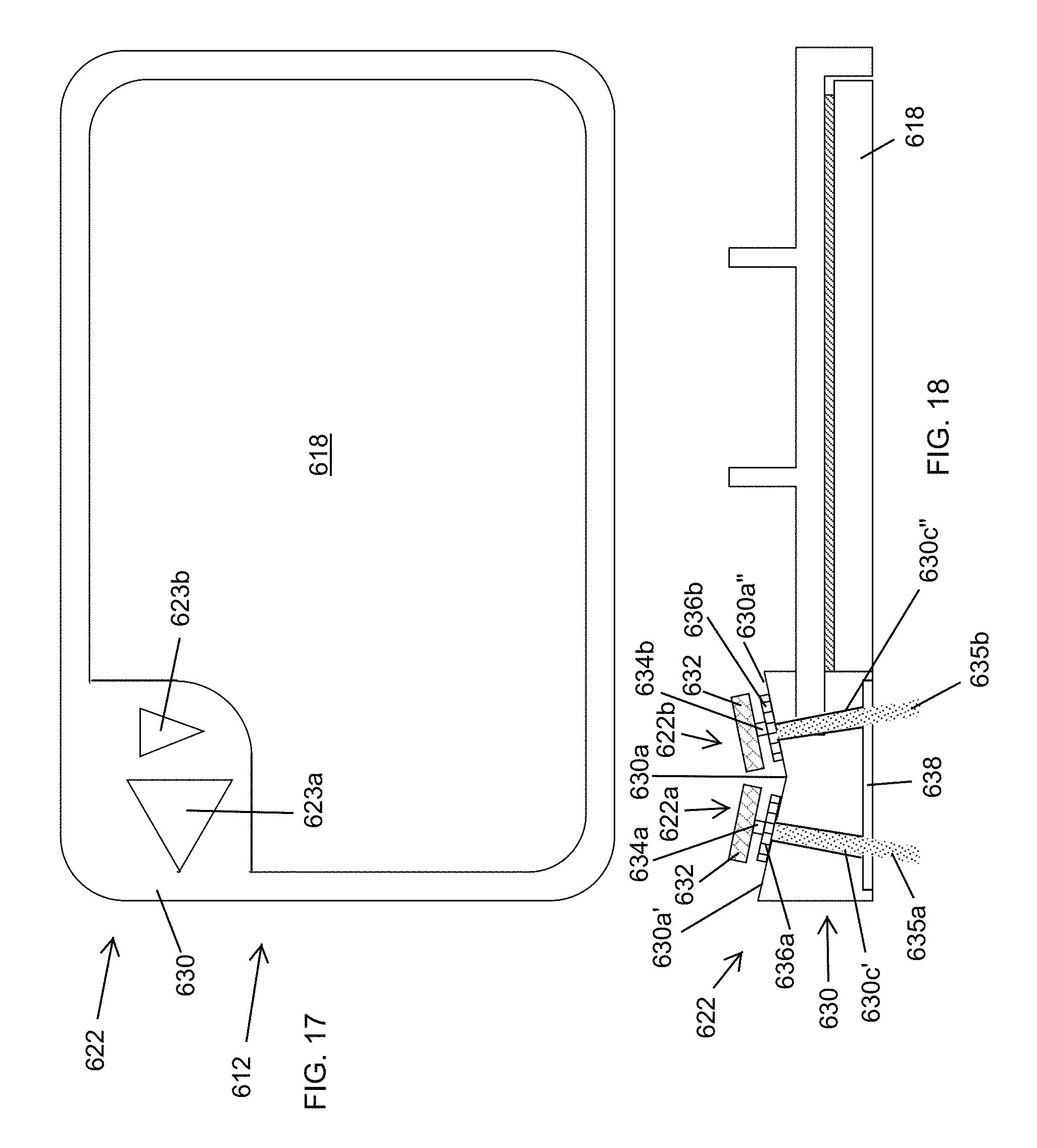 Patent Us 9758102 B1 Headlight Range Level Sensor Connector Pigtail Plug Wiring 0406 Vw 0 Petitions
