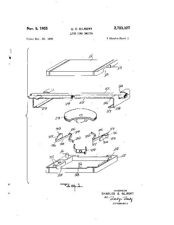 Patent Us 2723327 A
