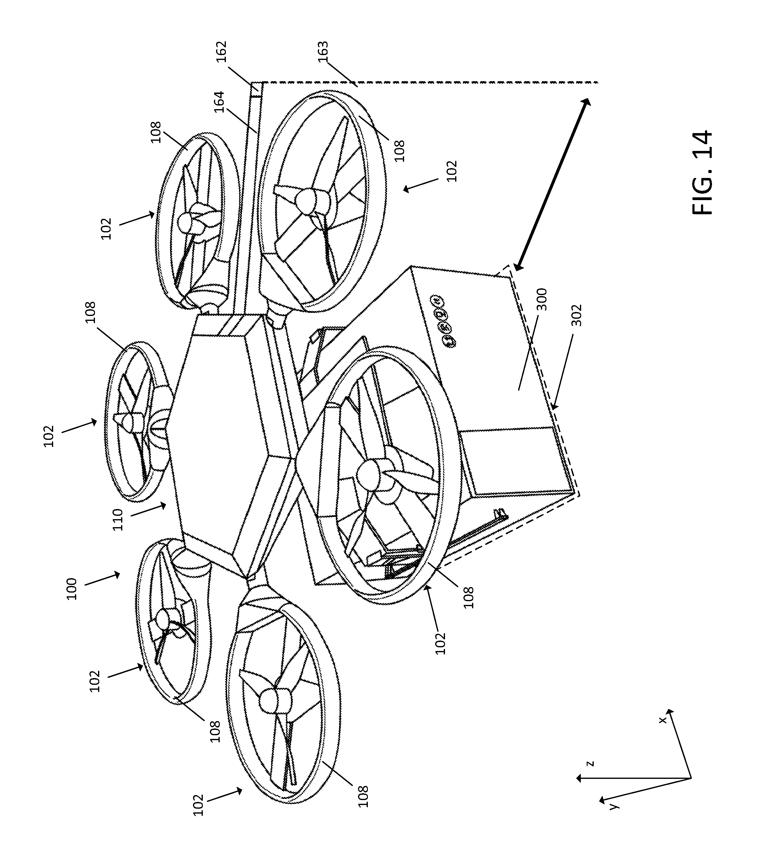 patent us 9 981 745 b2 GM Wiring Diagrams 1998 Chevy Truck patent images