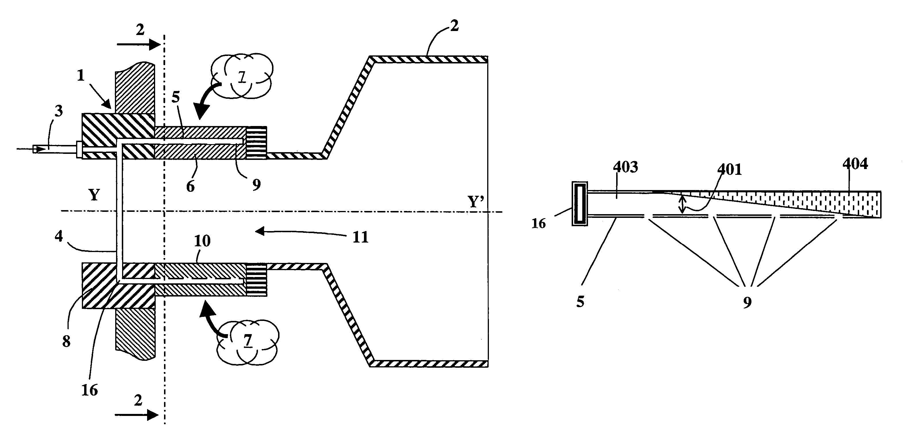 Patent Us 7249721 B2 Diagrammatical Image Of Injectors First Claim