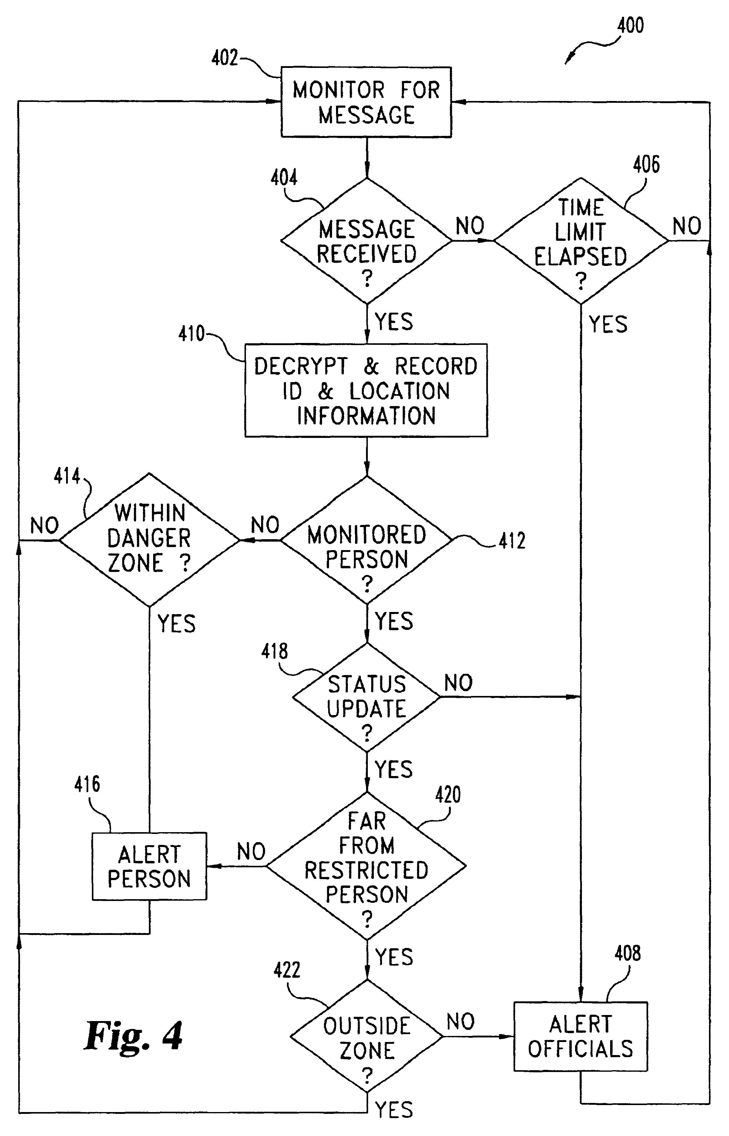 Patent US 6,639,516 B1