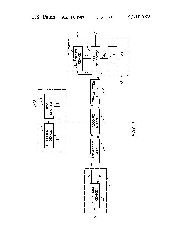 Patent US 4,218,582 A