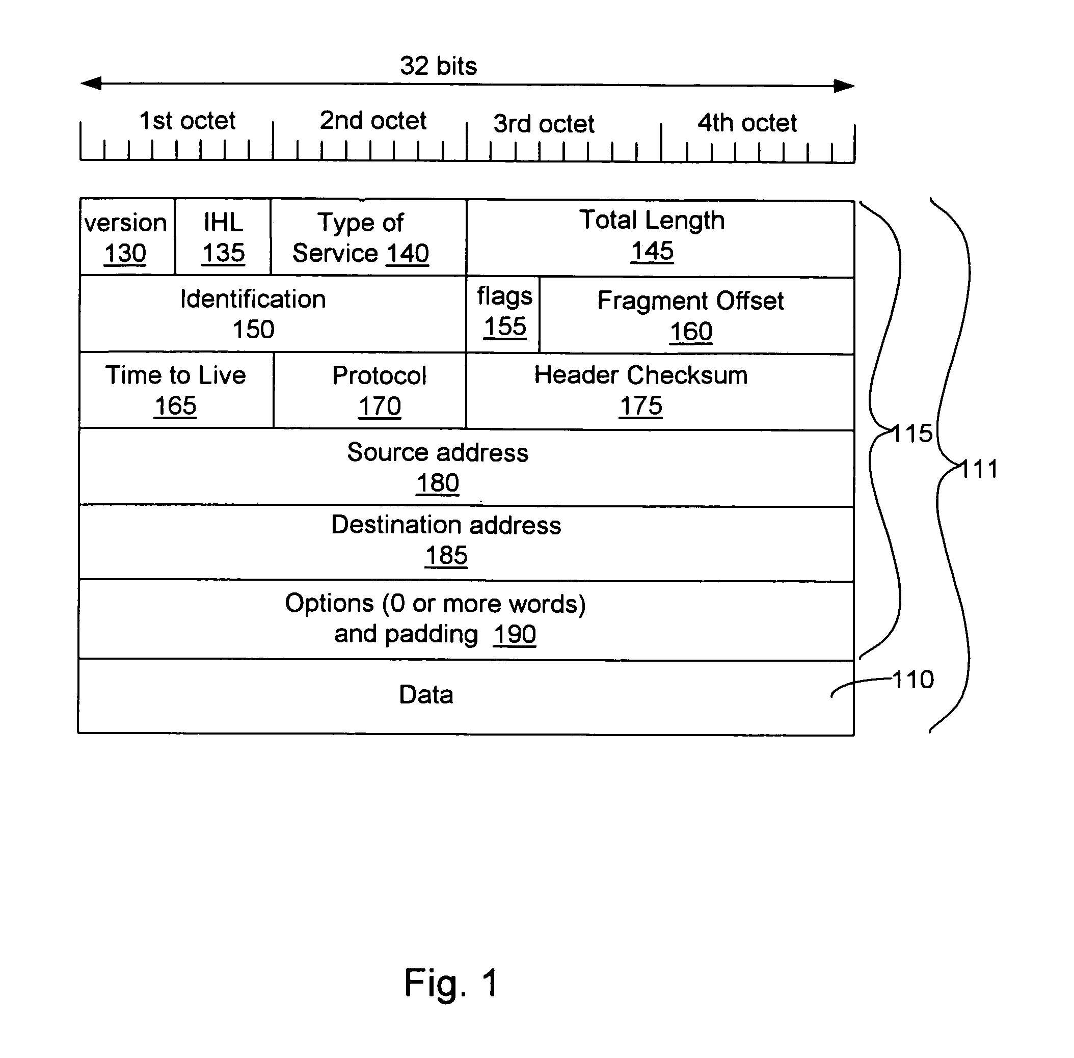 Patent US 7,073,198 B1