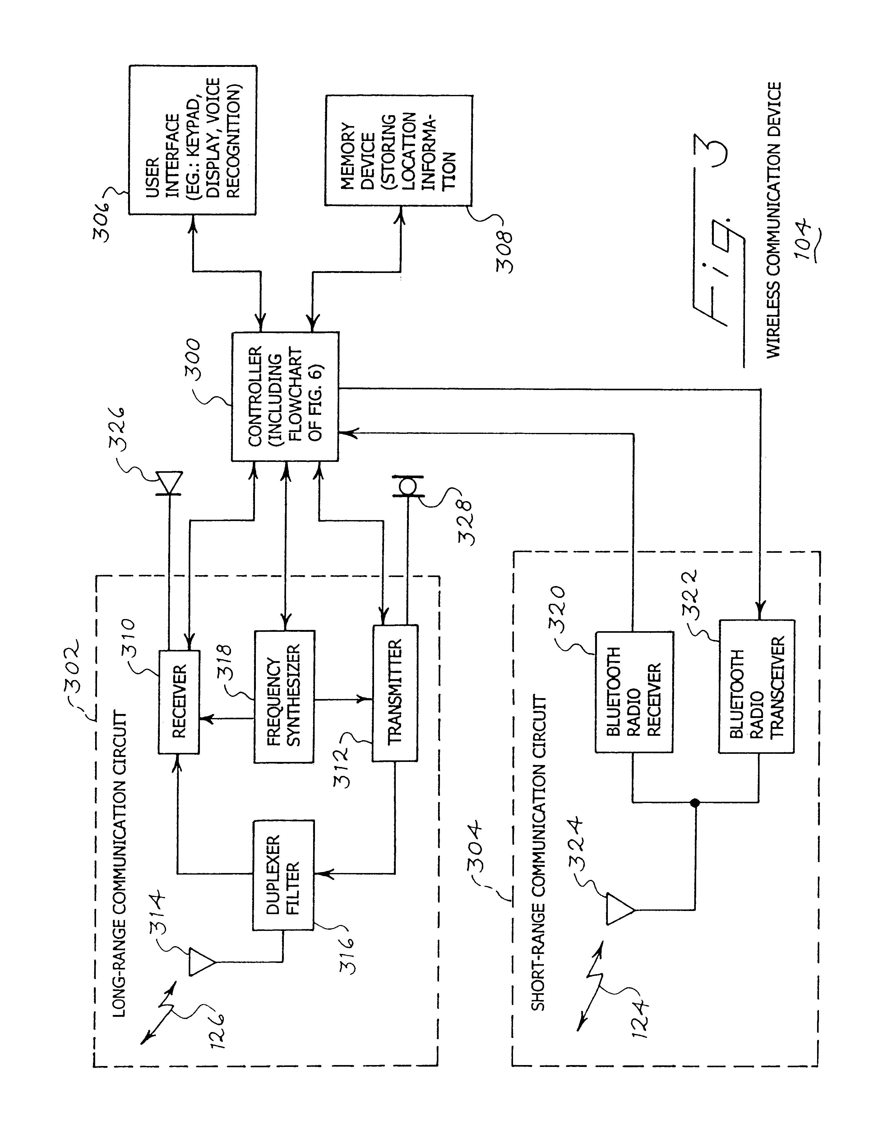 Patent Us 6603977 B1 Integrated Circuit Diagram Communicationcircuit