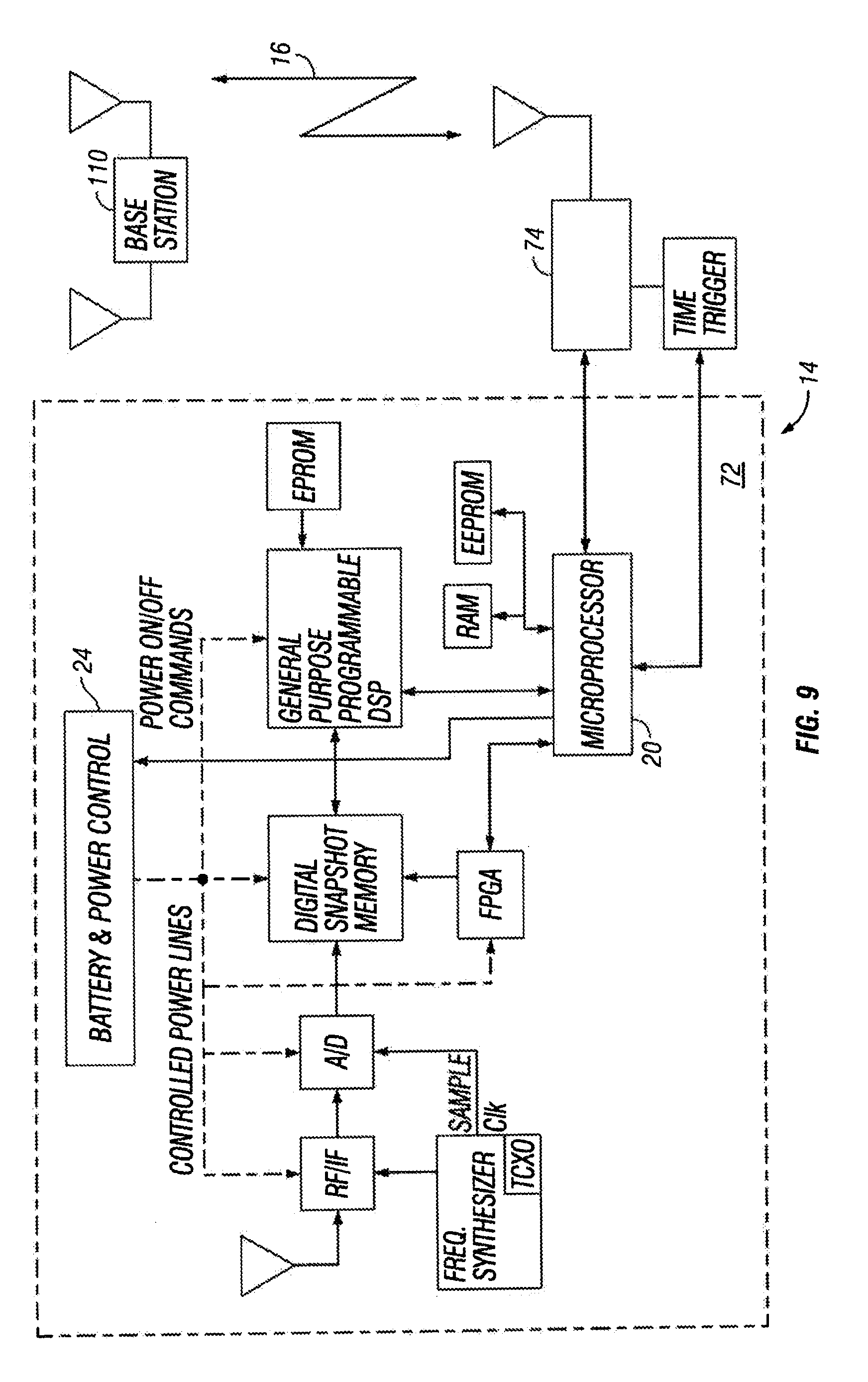 Patent Us 9406220 B2 Passive Band Stop Filter Public Circuit Online Simulator