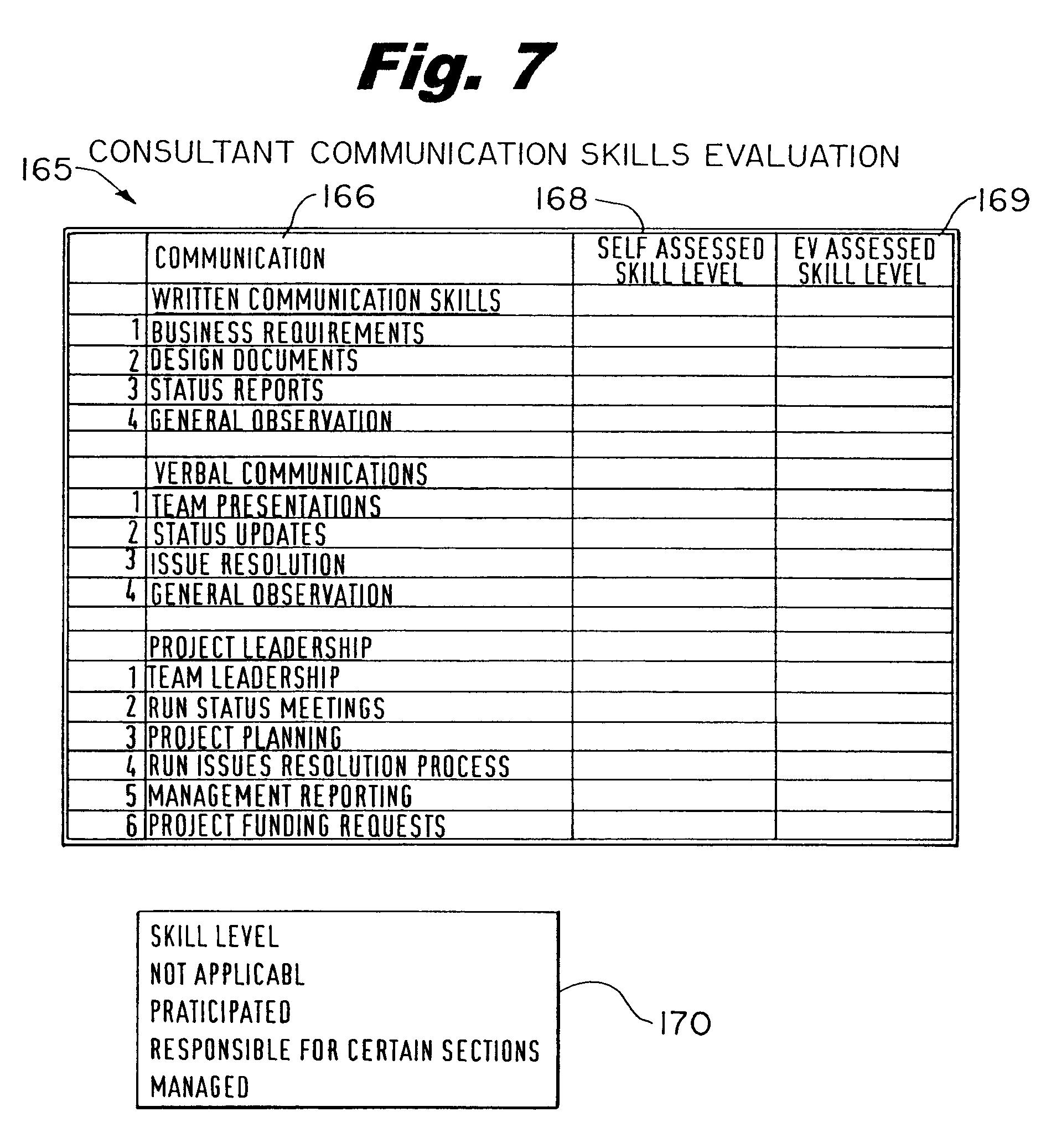 Patent US 6,289,340 B1