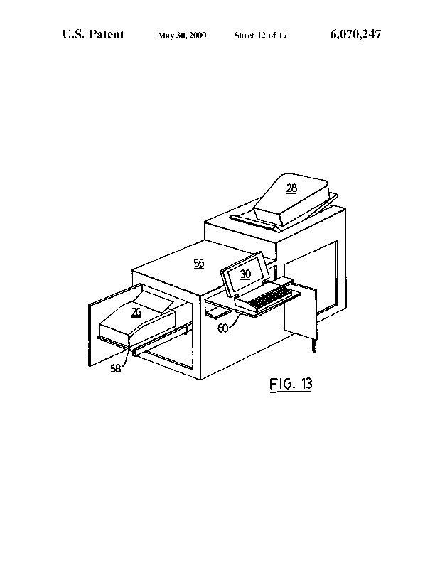 Patent Us 6070247 A