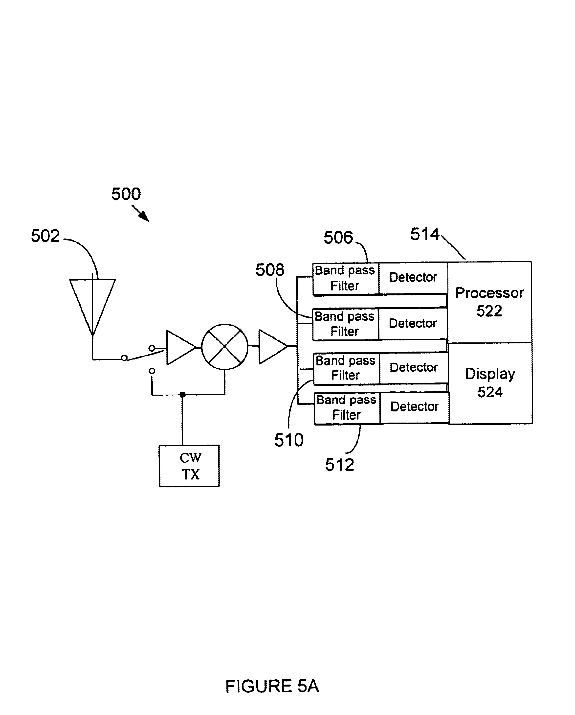 Patent Us 6806808 B1 Multiple Feedback Bandpass Filter 0 Petitions