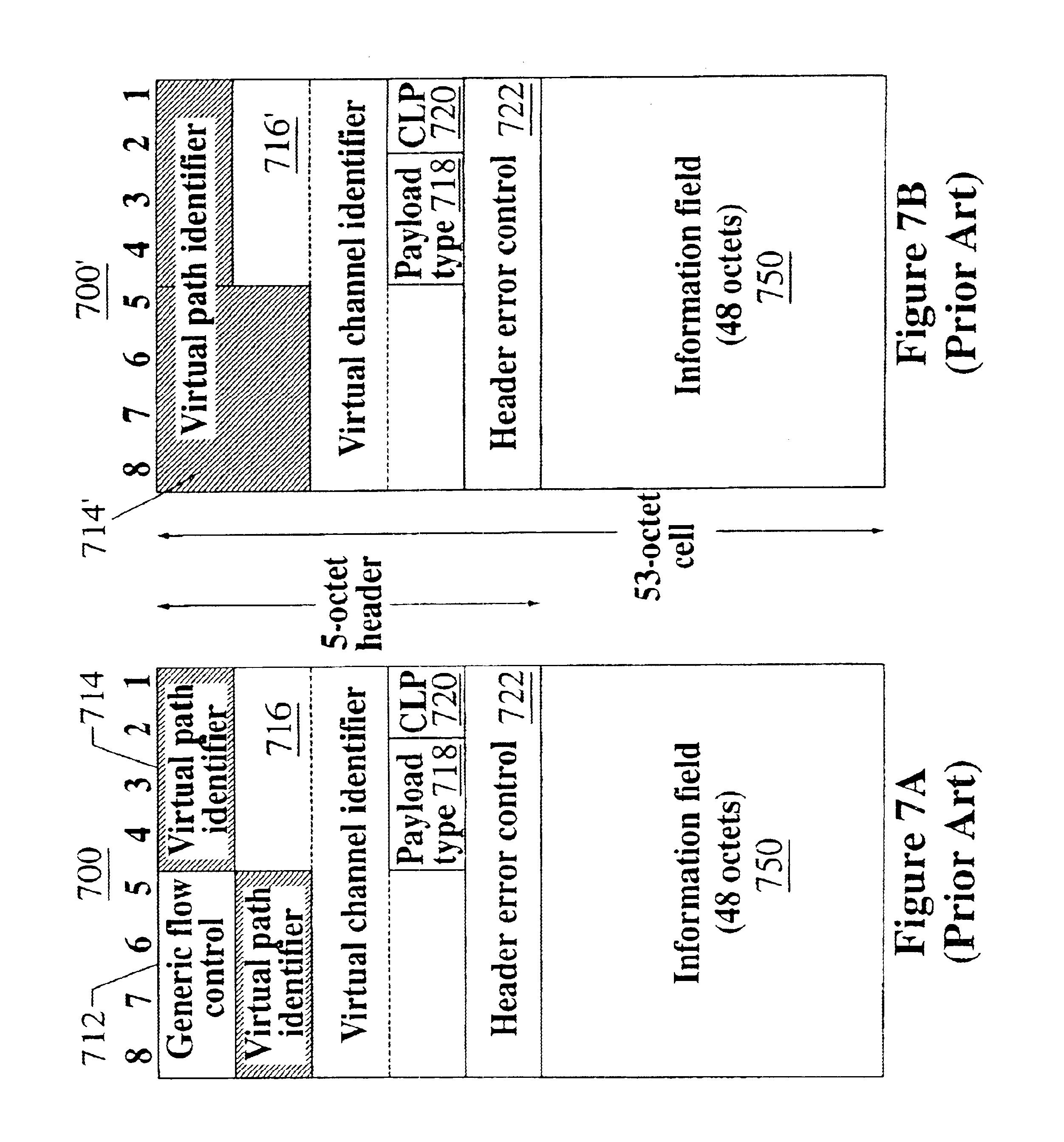 Patent US 6,667,984 B1