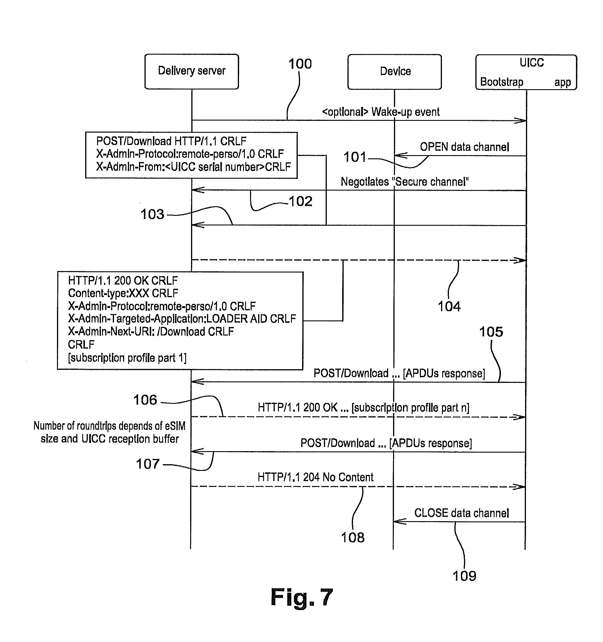 Patent US 20150134958A1