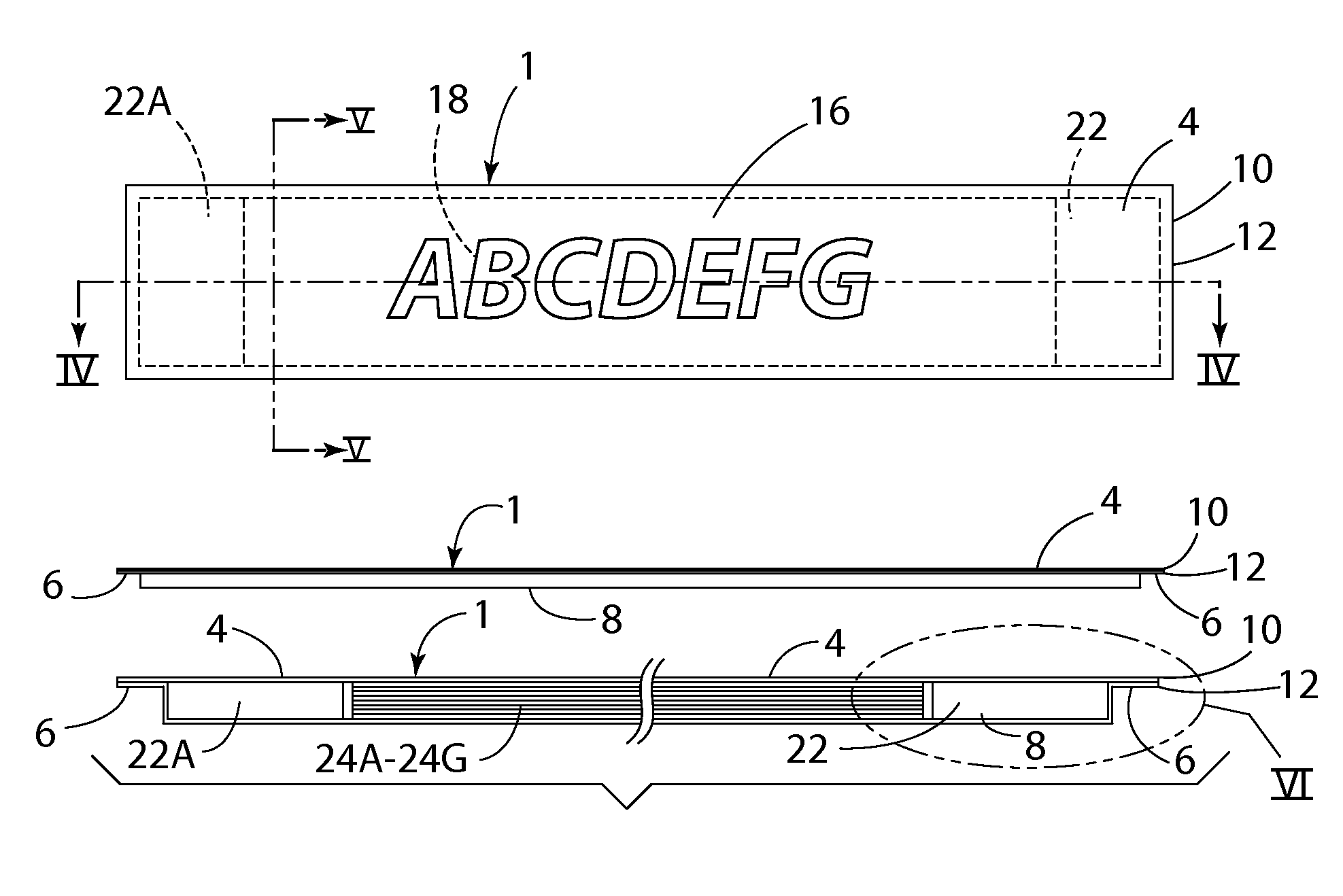 Patent Us 9022631 B2 Sloanled Stripe Wire Diagram First Claim