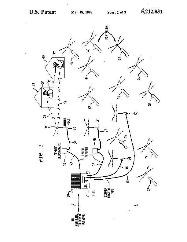 Patent Us 5212831 A