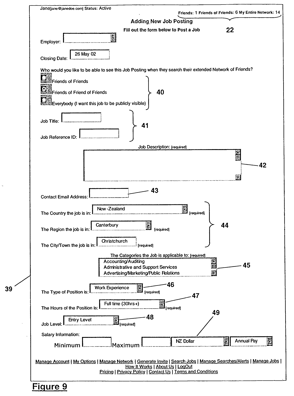 Patent US 20040215793A1