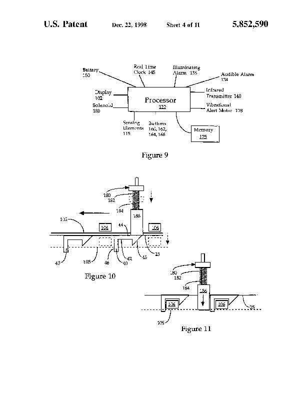 Patent Us 5852590 A