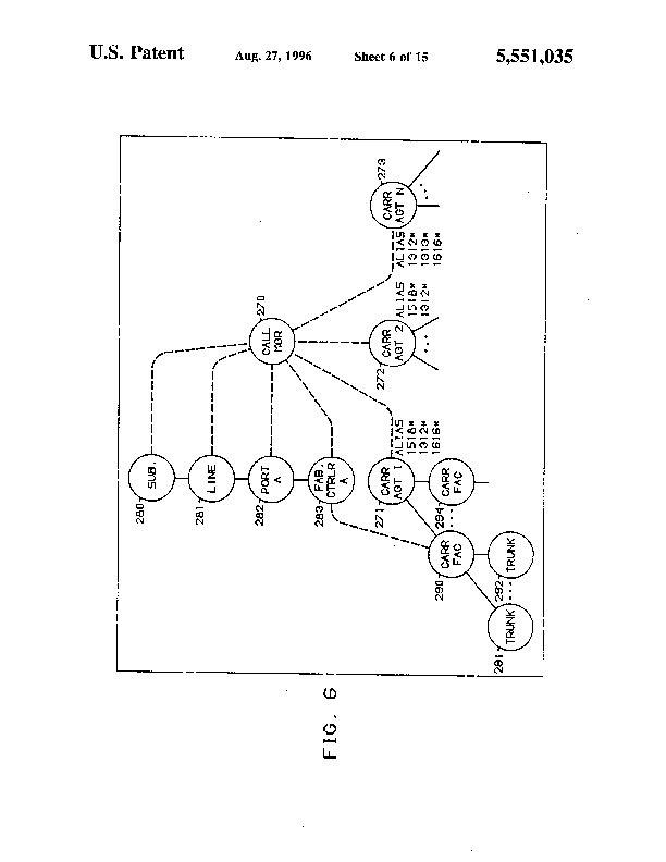 Patent Us 5551035 A