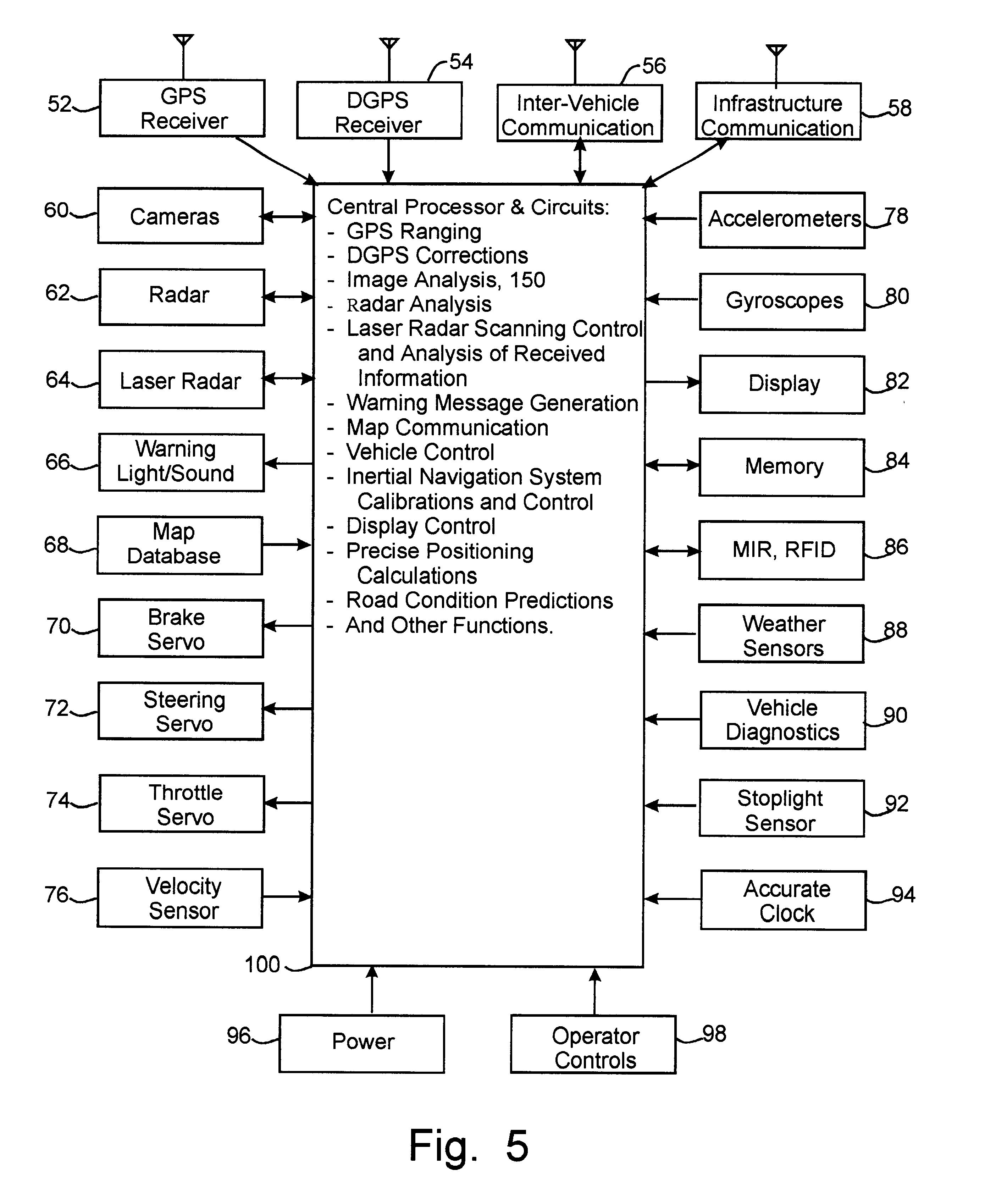Patent Us 6768944 B2 Toyota 3c E Wiring Diagram