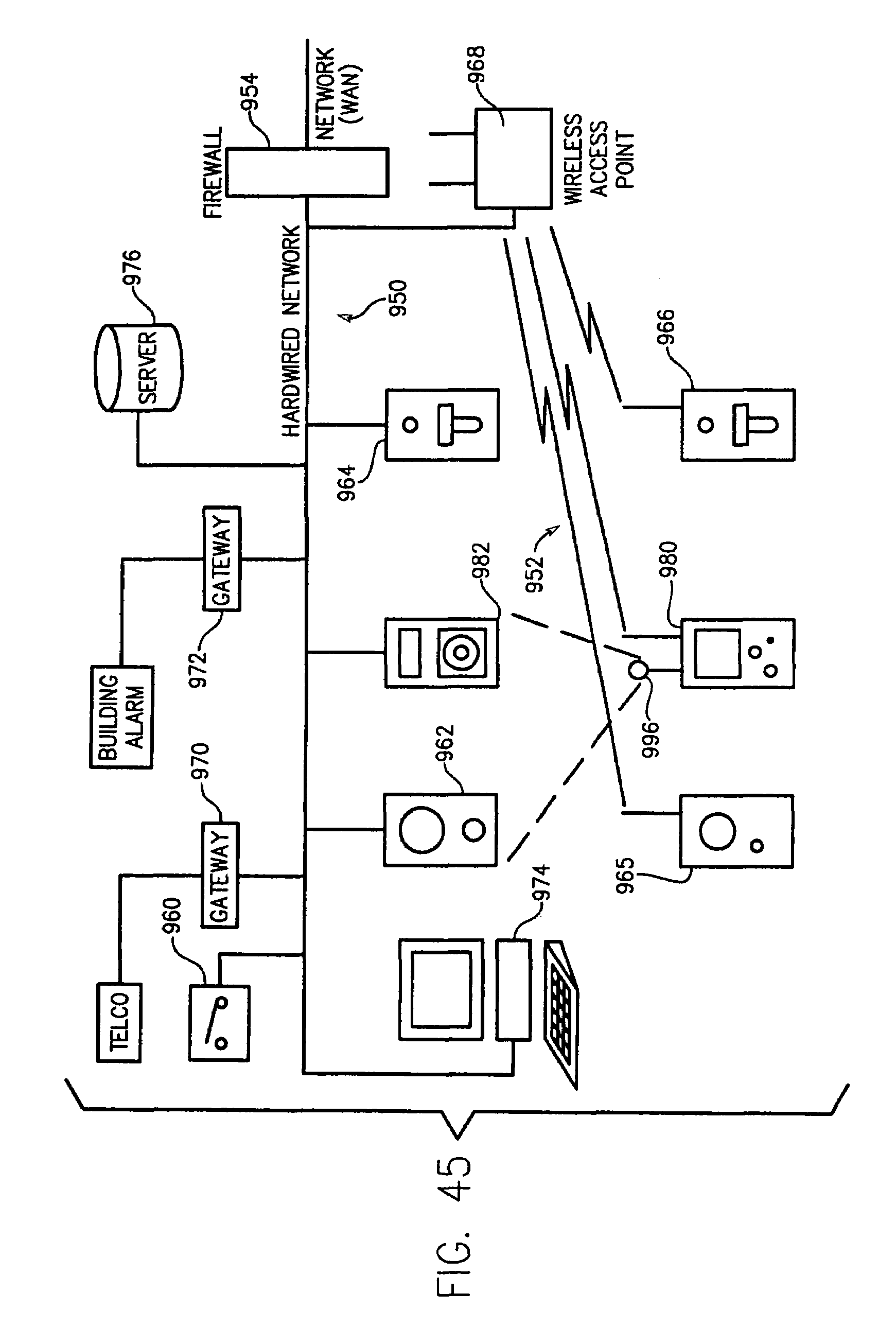 Patent Us 6970183 B1 International 966 Wiring Diagram Images