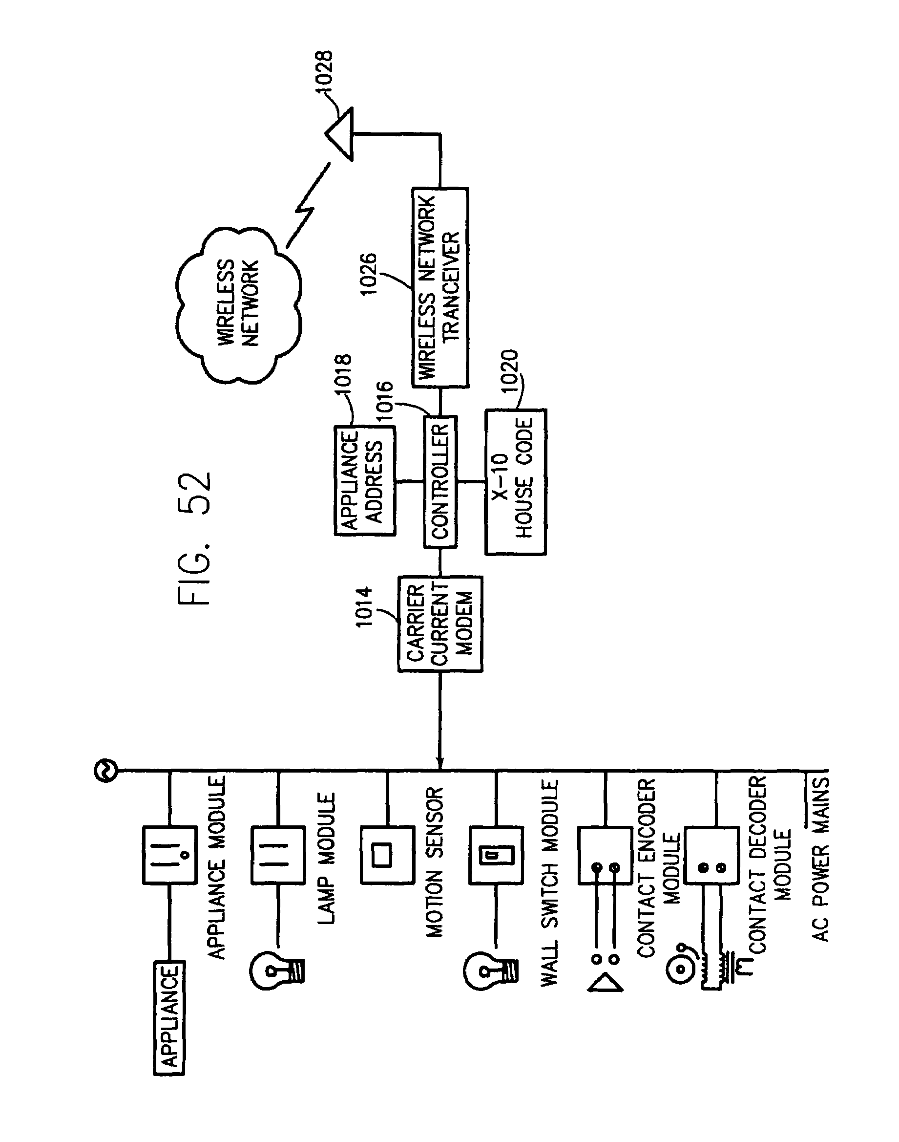 Patent Us 6970183 B1 Wiring Power Window Switches Likewise 3 Wire Proximity Sensor Images