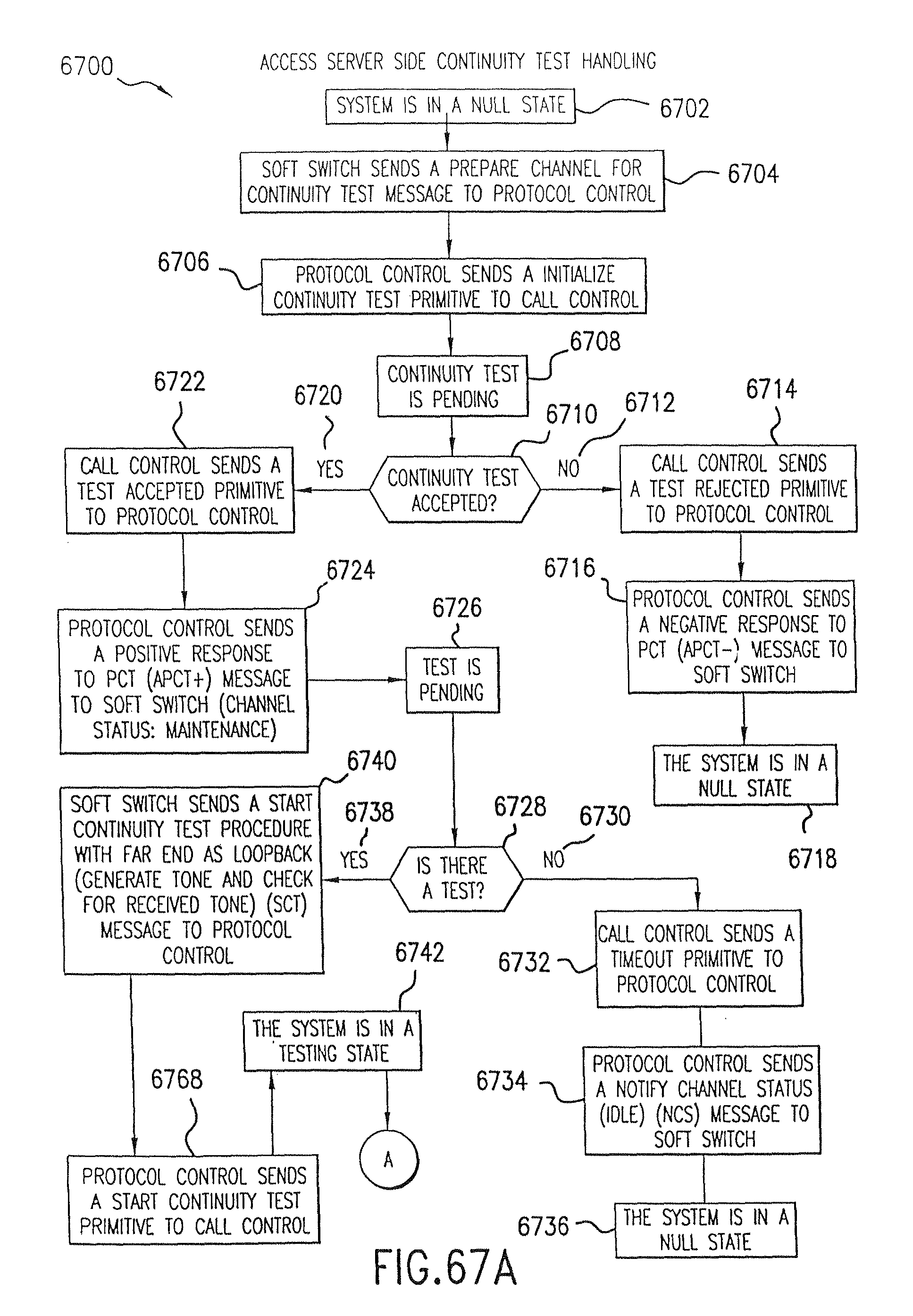 Patent US 8,085,761 B2