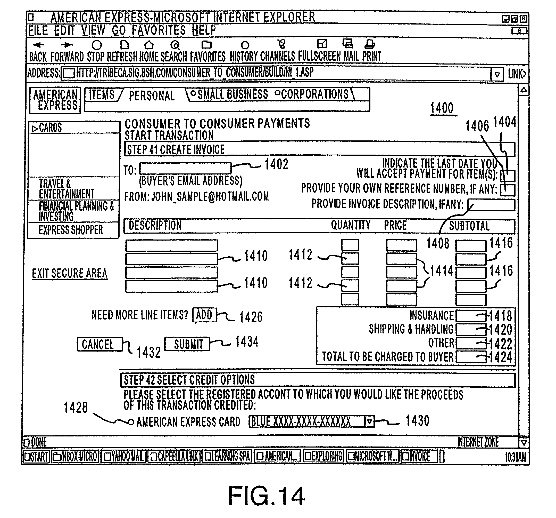 Patent US 8,820,633 B2