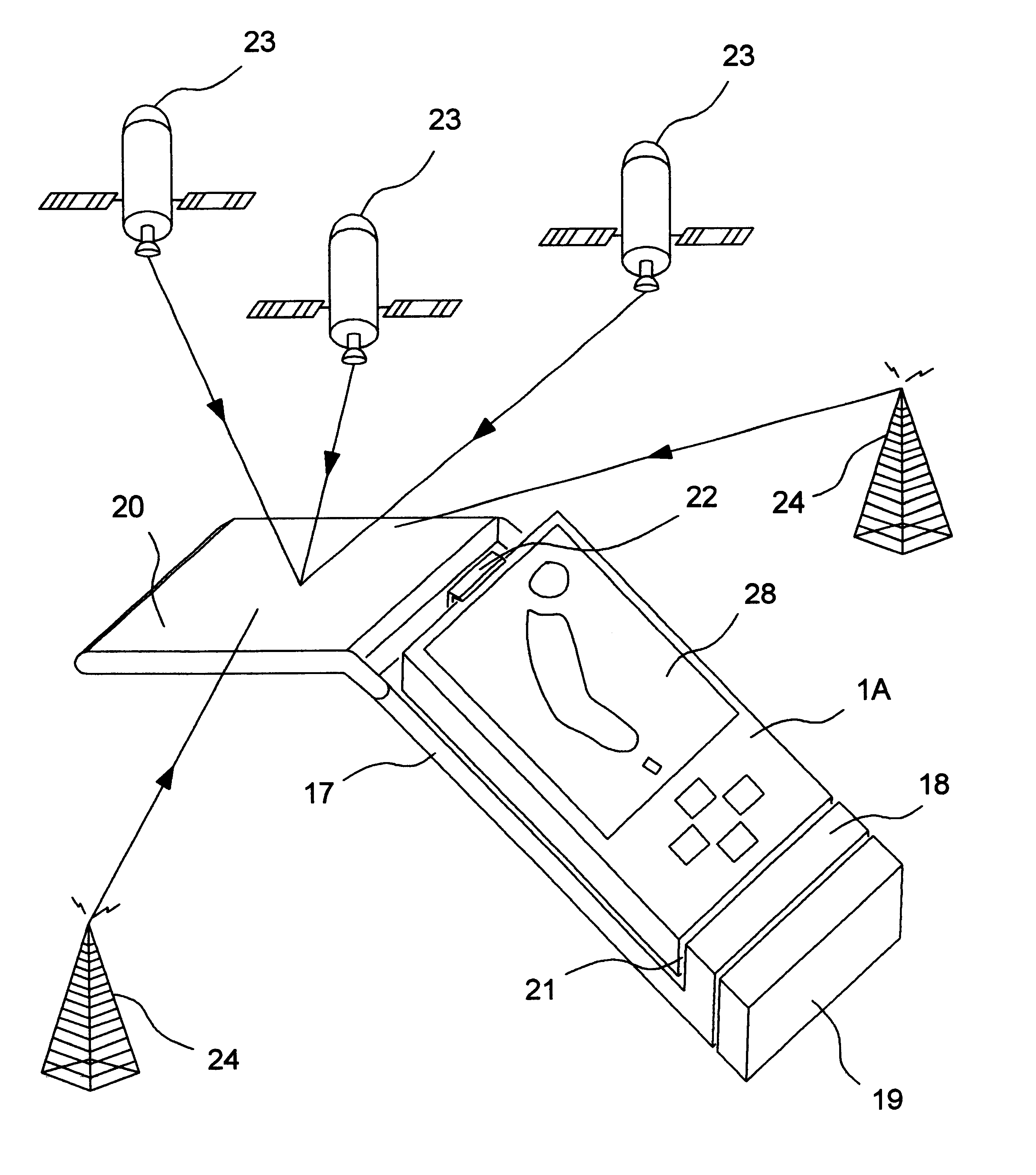 Patent Us 6456938 B1 Land Rover Owner O View Topic Carling Switch Wiring First Claim