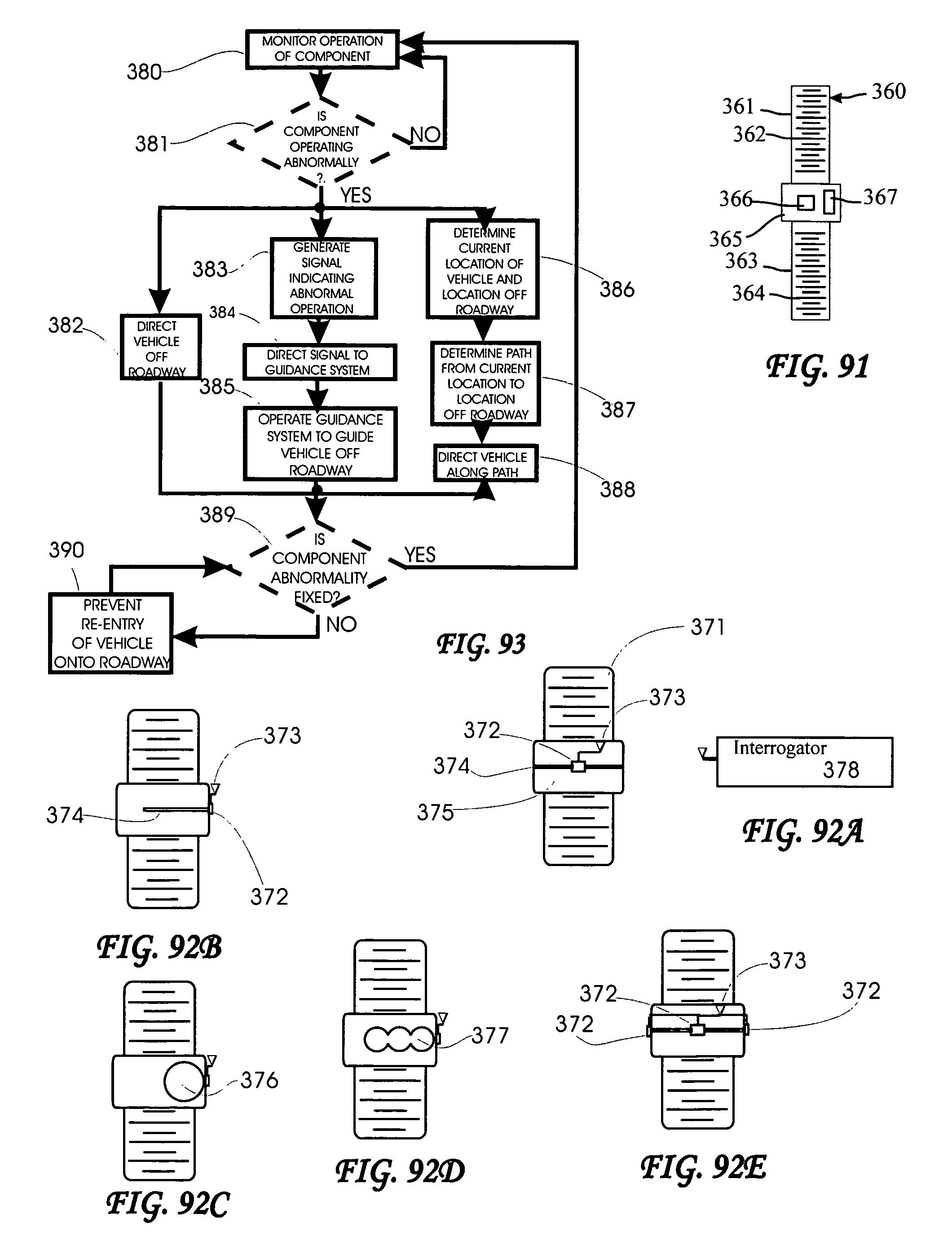 Patent US 7,103,460 B1 on
