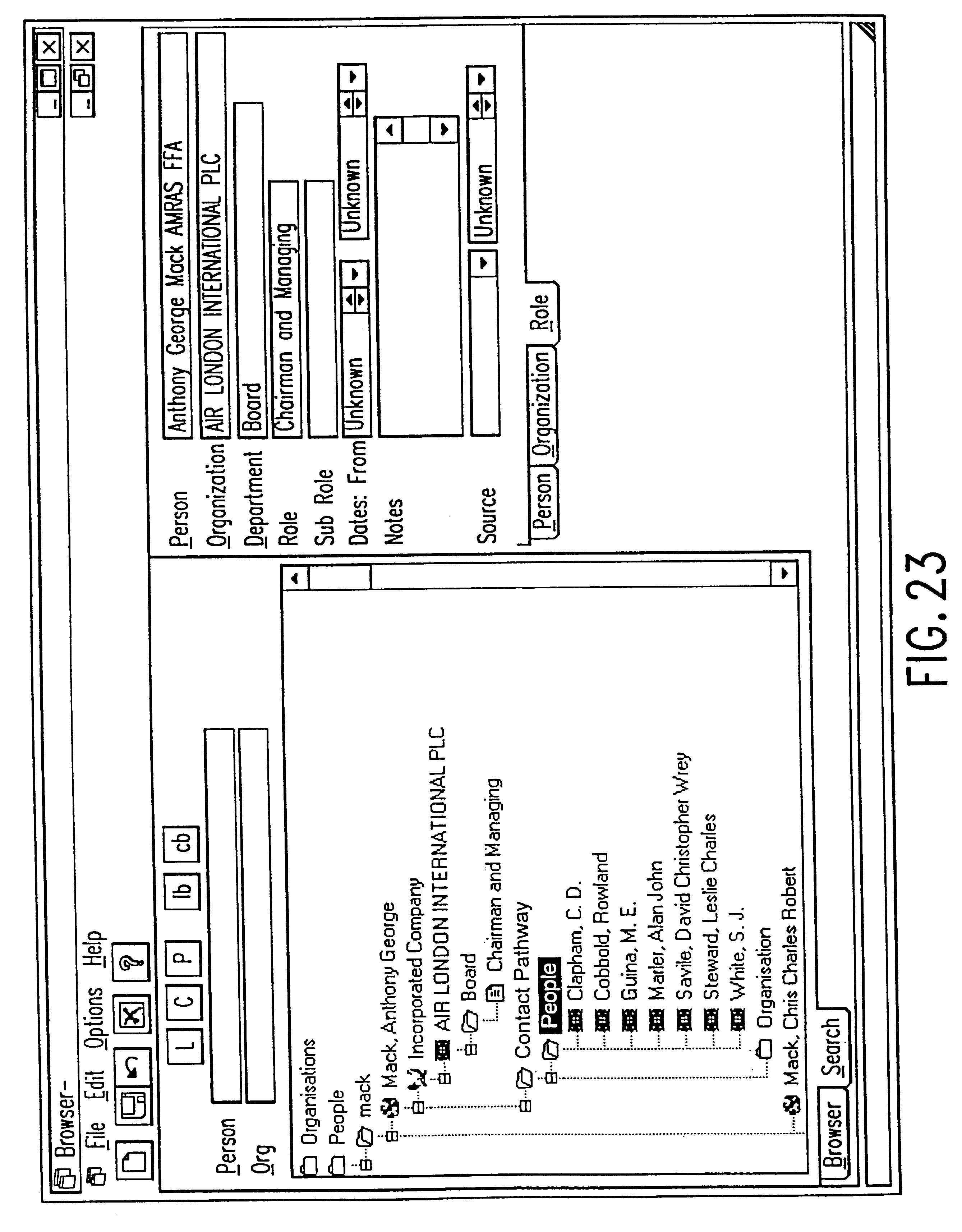 Patent US 6,324,541 B1 on